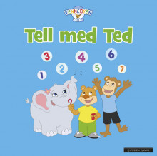 Vennebyen Mini - Tell med Ted av CreaCon Entertainment AS (Pappbok)