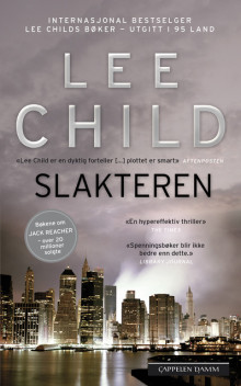 Slakteren av Lee Child (Heftet)