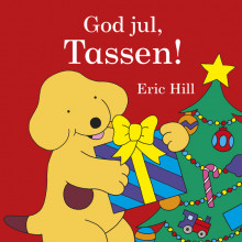 God jul, Tassen! av Eric Hill (Pappbok)