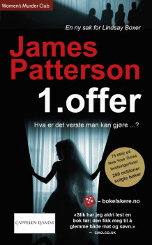 1. offer av James Patterson (Ebok)