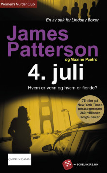 4. juli av James Patterson (Ebok)