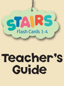 Stairs 1-4 Flash Cards Teacher's Guide av Kristin Morten (Ukjent)