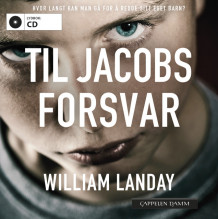 Til Jacobs forsvar av William Landay (Lydbok-CD)