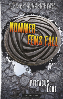 Nummer fems fall av Pittacus Lore (Ebok)
