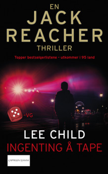 Ingenting å tape av Lee Child (Ebok)