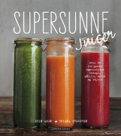 Omslag - Supersunne juicer