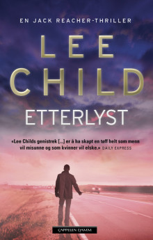 Etterlyst av Lee Child (Heftet)