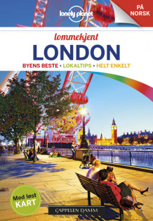 London Lonely Planet Lommekjent (Heftet)