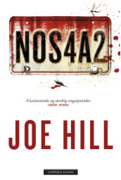 NOS4A2 av Joe Hill (Heftet)