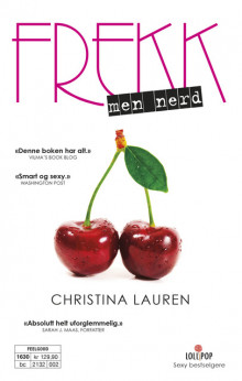 Frekk, men nerd av Christina Lauren (Ebok)
