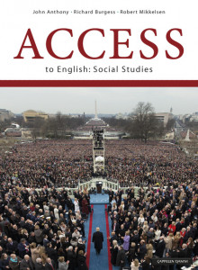 Access to English: Social Studies (2018) av John Anthony, Richard Burgess og Robert Mikkelsen (Heftet)