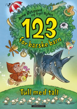 Omslag - 123 for barske barn