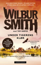Under tigerens klør av Wilbur Smith (Heftet)