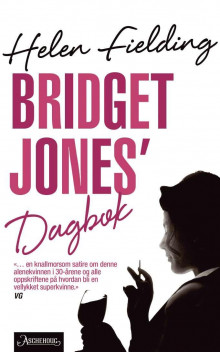 Bridget Jones' dagbok av Helen Fielding (Heftet)