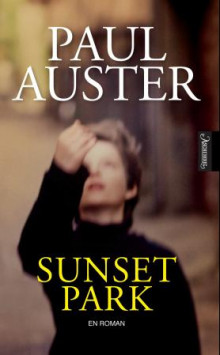 Sunset Park av Paul Auster (Innbundet)
