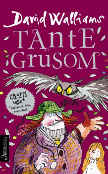 Tante Grusom av David Walliams (Ebok)
