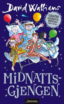 Midnattsgjengen av David Walliams (Ebok)