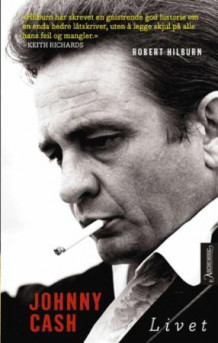 Johnny Cash av Robert Hilburn (Heftet)