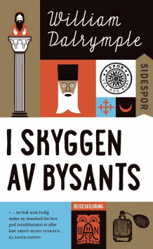I skyggen av Bysants av William Dalrymple (Heftet)