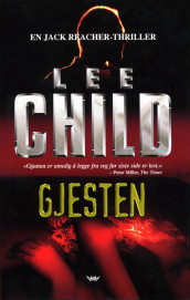 Gjesten av Lee Child (Innbundet)