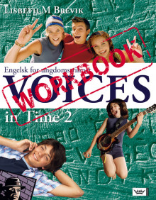 Voices in Time 2 9. klasse Workbook av Lisbeth M. Brevik (Heftet)