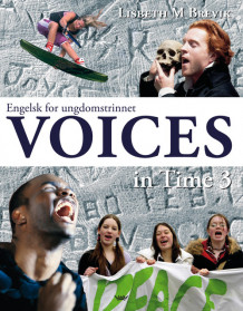 Voices in Time 3 10. klasse Textbook nn av Lisbeth M. Brevik (Innbundet)