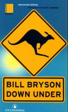 Down under av Bill Bryson (Heftet)