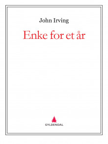 Enke for et år av John Irving (Ebok)