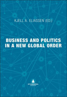 Business and politics in a new global order av Kjell A. Eliassen (Heftet)