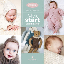 Myk start av May B. Langhelle (Innbundet)