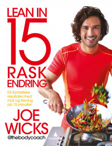 Lean in 15 av Joe Wicks (Innbundet)