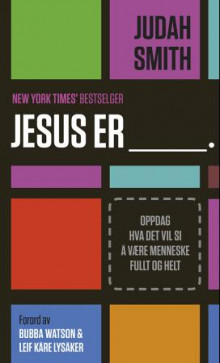 Jesus er av Judah Smith (Heftet)