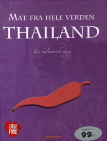 Thailand av Judy Williams (Innbundet)