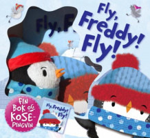 Fly, Freddy! Fly! (Pappbok)
