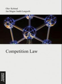 A Practitioner's guide to Norwegian competition law av Olav Kolstad og Jan Magne Juuhl-Langseth (Heftet)
