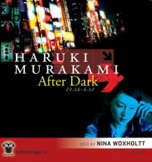 After dark av Haruki Murakami (Nedlastbar lydbok)