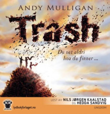 Trash av Andy Mulligan (Lydbok-CD)