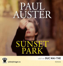 Sunset Park av Paul Auster (Lydbok-CD)