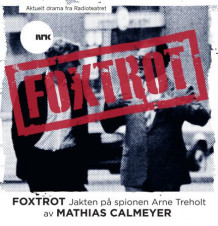 Foxtrot av Mathias Calmeyer (Lydbok-CD)