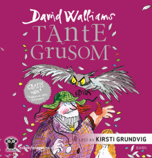 Tante Grusom av David Walliams (Nedlastbar lydbok)