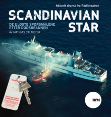 Scandinavian Star av Mathias Calmeyer (Lydbok-CD)