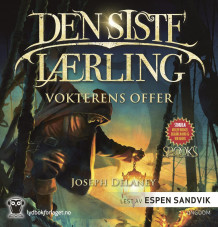 Vokterens offer av Joseph Delaney (Lydbok-CD)