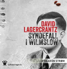 Syndefall i Wilmslow av David Lagercrantz (Lydbok-CD)