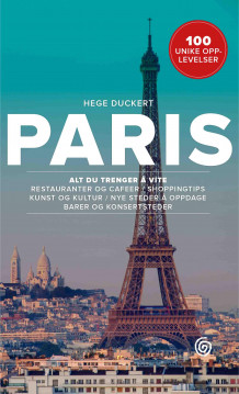 Paris av Hege Duckert (Heftet)