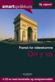 Fransk for viderekomne (Lydbok-CD)