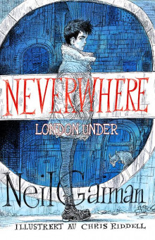 Neverwhere av Neil Gaiman (Innbundet)