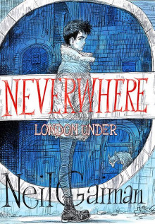 Neverwhere av Neil Gaiman (Ebok)
