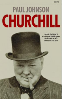 Churchill av Paul Johnson (Innbundet)