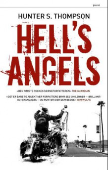 Hell's Angels av Hunter S. Thompson (Innbundet)