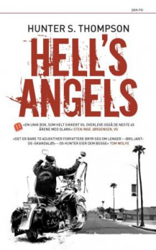 Hell's Angels av Hunter S. Thompson (Heftet)